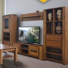 Корпусная мебель для гостиной в Минске | Корпусная мебель из массива сосны